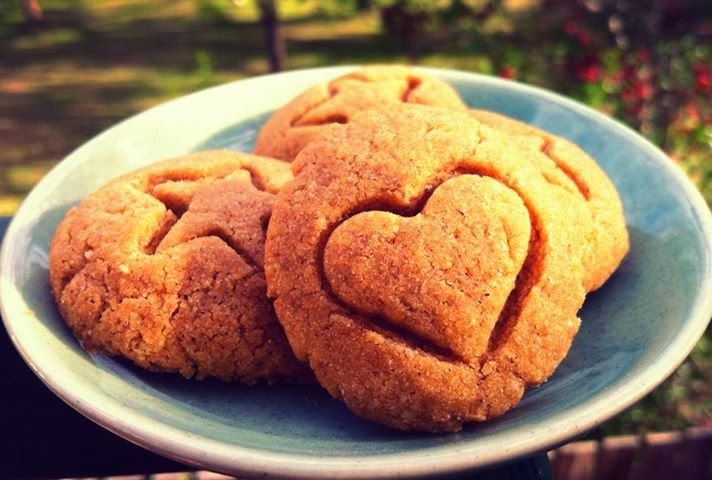 Little Lush Cooks: Cute little Coffee Biscuits