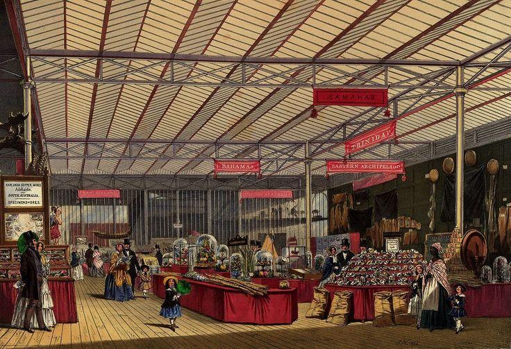 Вест-Индия, колонии и т.д.  выставка 1851 лондон