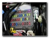 Honda CR-V Electrical Fuse Replacement Guide
