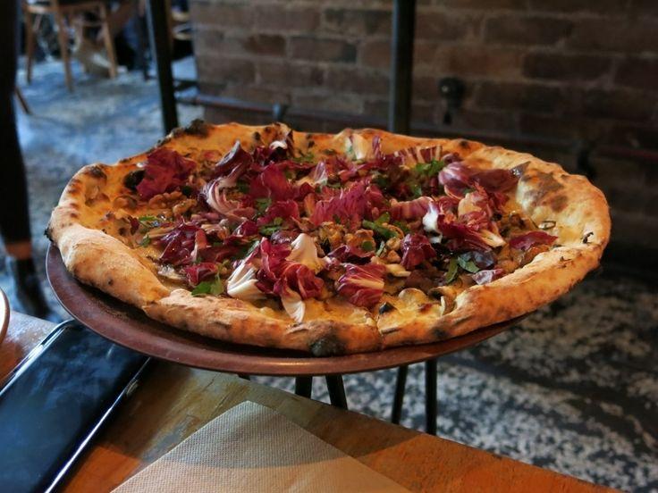 Gigi Pizzeria in Newtown, revisited ~ VegFusion