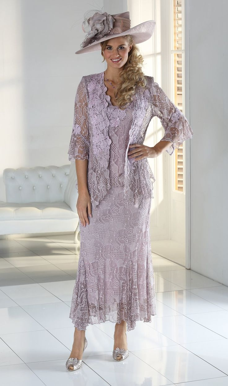 Ann Balon Lace Pamela Three Piece In Madre Perla A