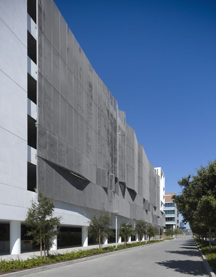 30 best parking garage images on pinterest parking lot for Tim bryan architect