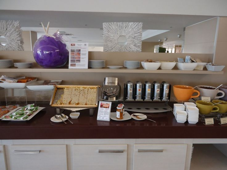 Breakfast by Valgarda at Yes Hotel Touring **** Rimini