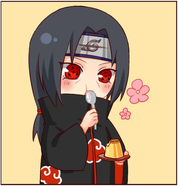 Uchiha Itachi, Naruto
