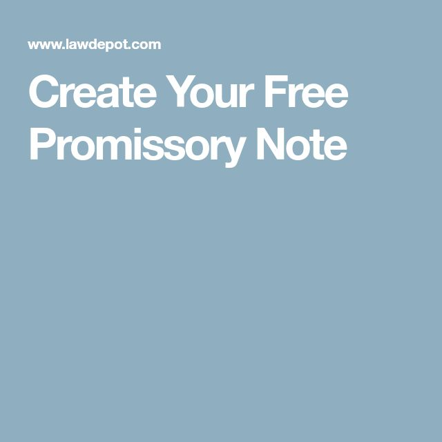 Best  Promissory Note Ideas On   Lease Agreement Free