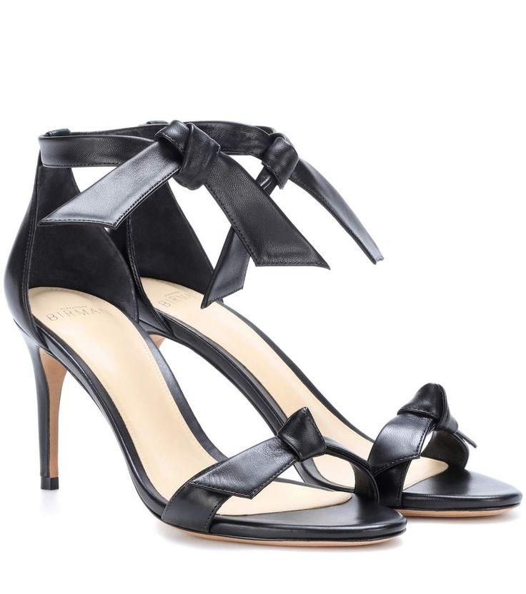 ALEXANDRE BIRMAN | Patty leather sandals #Shoes #Sandals #High-heel #ALEXANDRE BIRMAN
