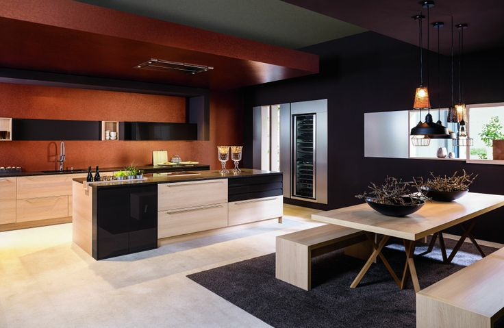 18 besten kh system m bel k chenimpressionen 2013 kitchen impressions 2013 bilder auf. Black Bedroom Furniture Sets. Home Design Ideas