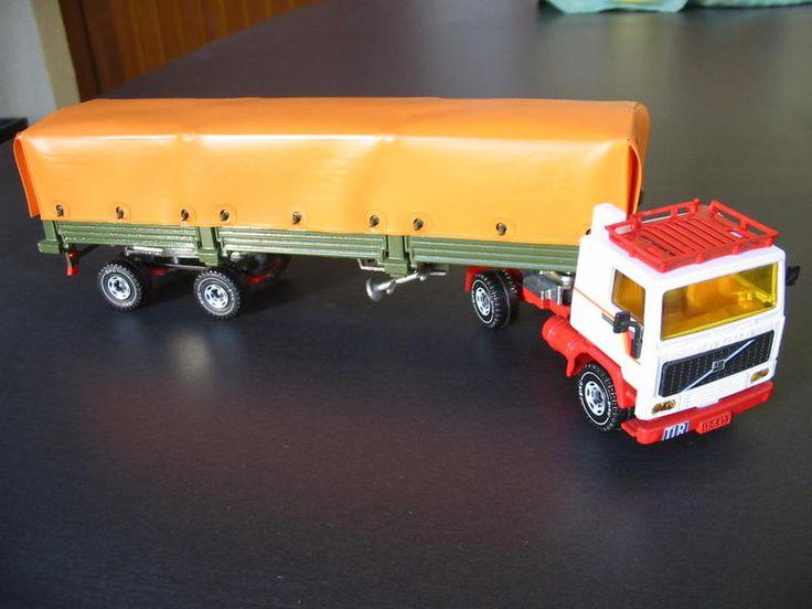 Auf Achse Modelle » Willers Volvo von Siku