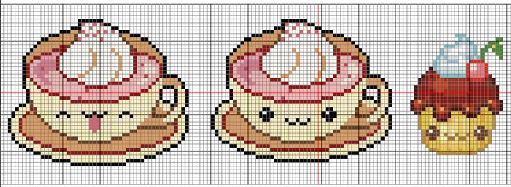This scrap is a set of cross stitch patterns for the inner senshi from Sailor Moon. Description from deviantart.com. I searched for this on bing.com/images