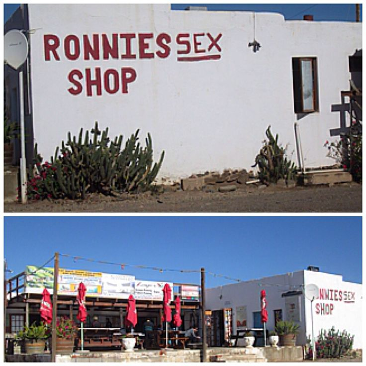 Route 62❤️Ronnie's Sex Shop has had visitors from all over the world, judging by the graffiti, it has also become a regular pitstop for bikers, the local farmers and people travelling this road regularly.