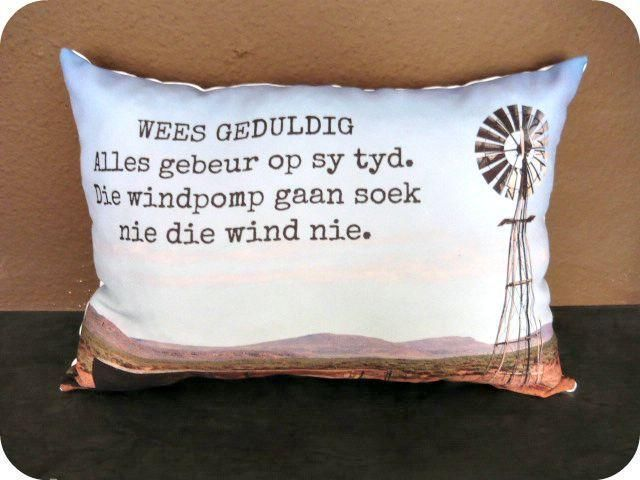 Windpomp Scatter Cushions | Parow | Gumtree South Africa