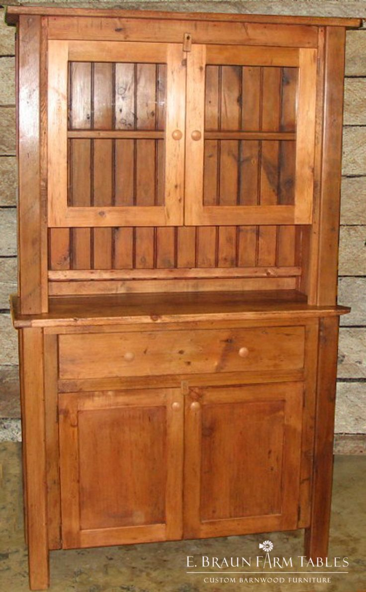Best hutches images on pinterest reclaimed barn wood