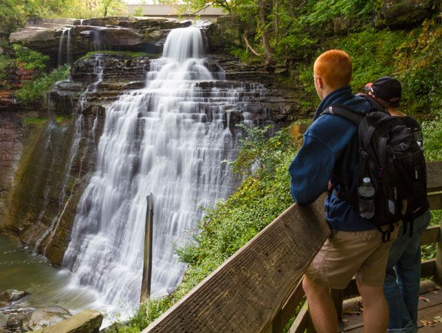 Five fun ways to experience the Cuyahoga Valley National Park!
