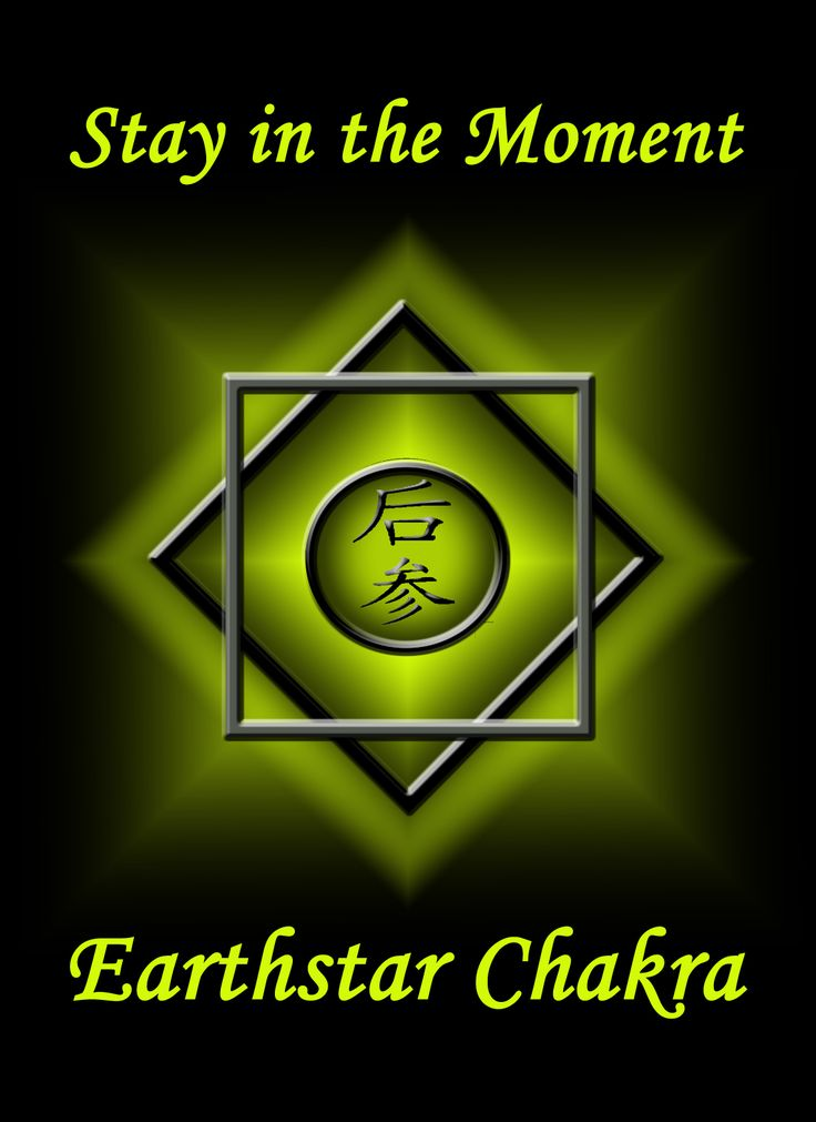 Earthstar - The forgotten chakra