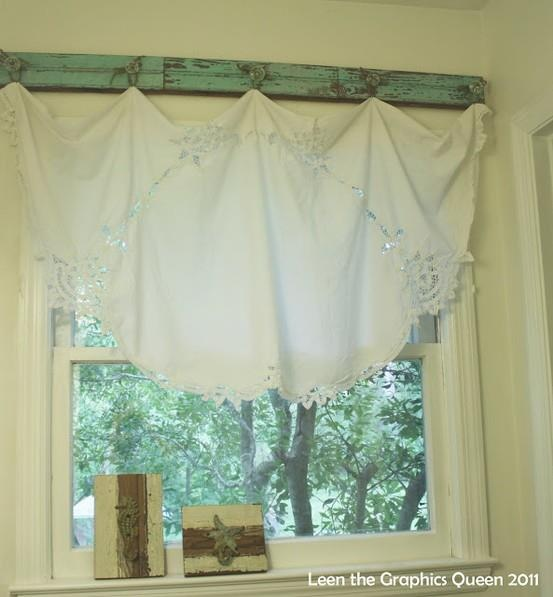 18 Best Images About Shabby Chic Curtain Ideas On