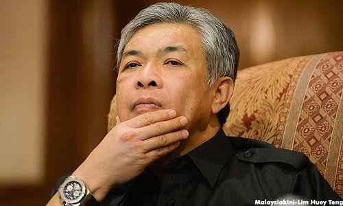 Zahid tak nafi miliki jam tangan mewah - http://malaysianreview.com/117827/zahid-tak-nafi-miliki-jam-tangan-mewah/