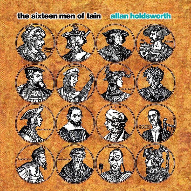 ALLAN HOLDSWORTH - Sixteen Men Of Tain
