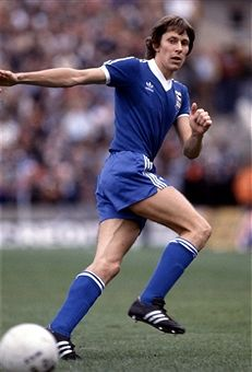 Arnold Muhren Ipswich Town 1980