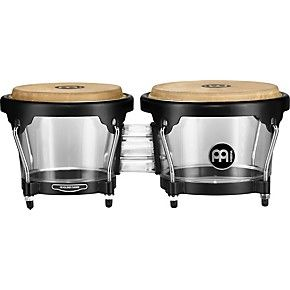 Meinl Headliner Series Bongos Black | Guitar Center