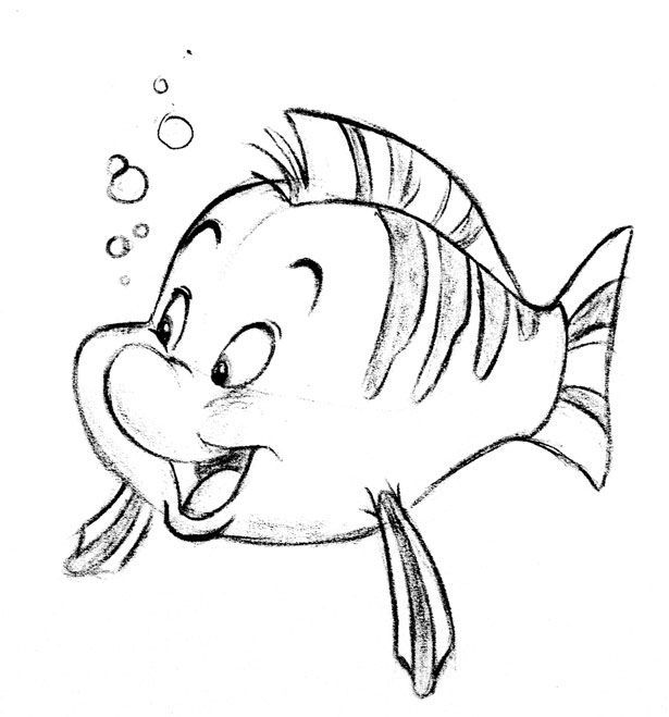 Flinn. From the little mermaid. Tattoo idea