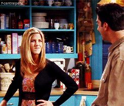 Admit It, You're Secretly Rachel Green