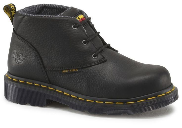 Dr Martens IZZY ST Ladies Safety Boot Black