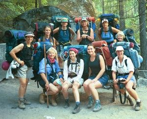 Women's Backpacking site - great advice for female backpackers