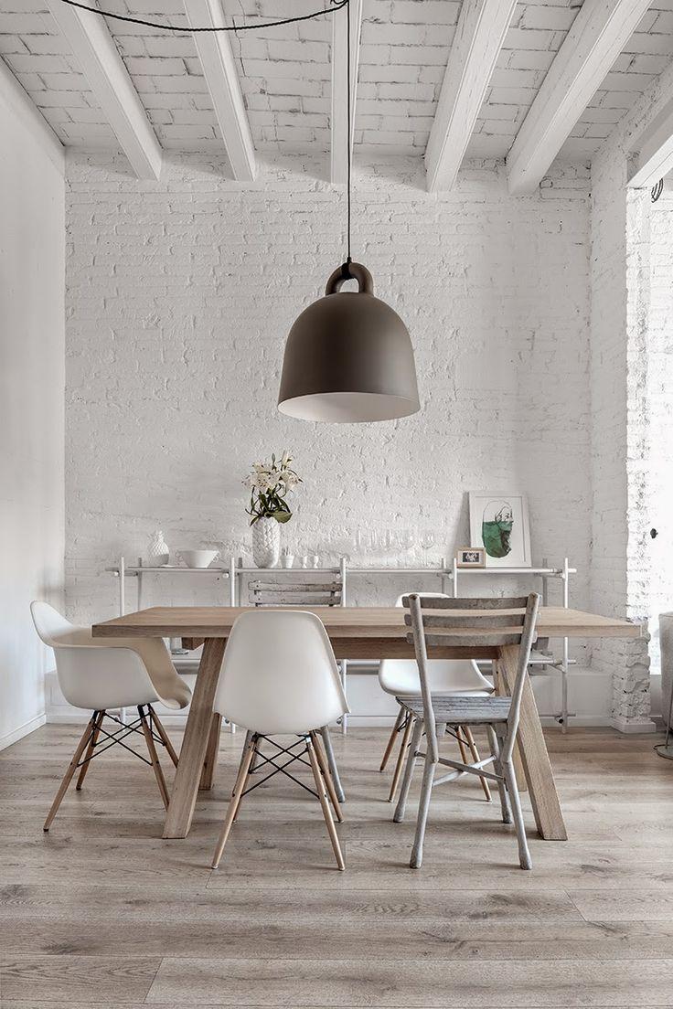 Comedores de estilo nórdico para tu cocina
