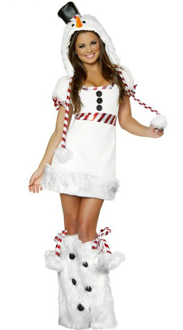 Sexy Adult Christmas Costumes 2013-2014