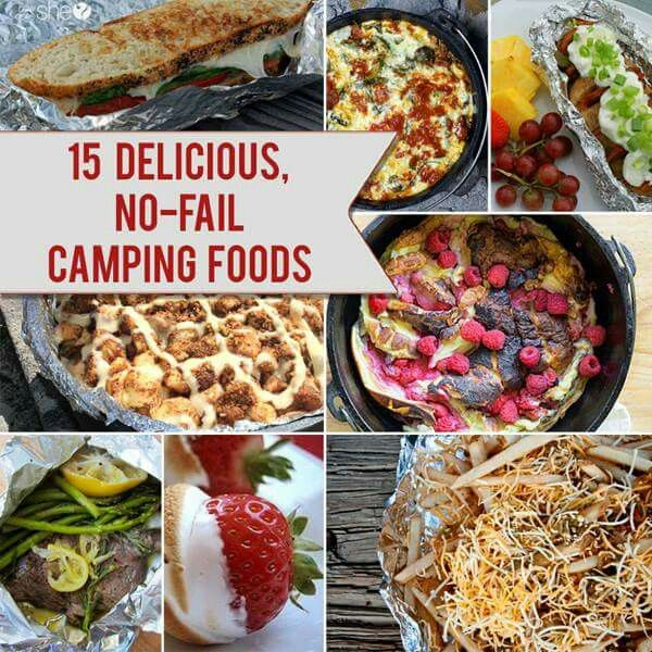 Easy Camping Recipes: 52 Best Images About Family Travel On Pinterest