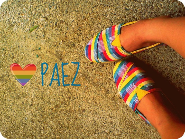 My favourite casual footwear (and I actually own this pair) @Paulina Paez
