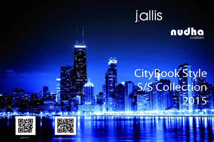 Cover Catalogo P/E 2015 Tema Cities