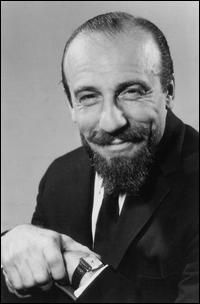 """Follow the bouncing ball"" as you ""Sing Along with Mitch"" - Mitch Miller"
