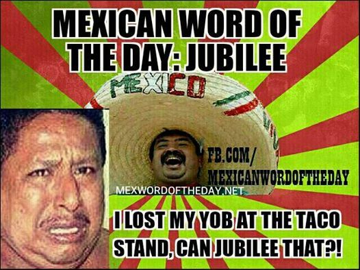 mexican word of the day