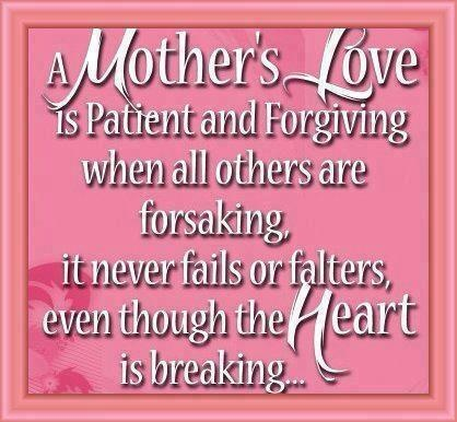 Mothers Love Quotes 311 Best Mother's Love Endures Through This World And The Next