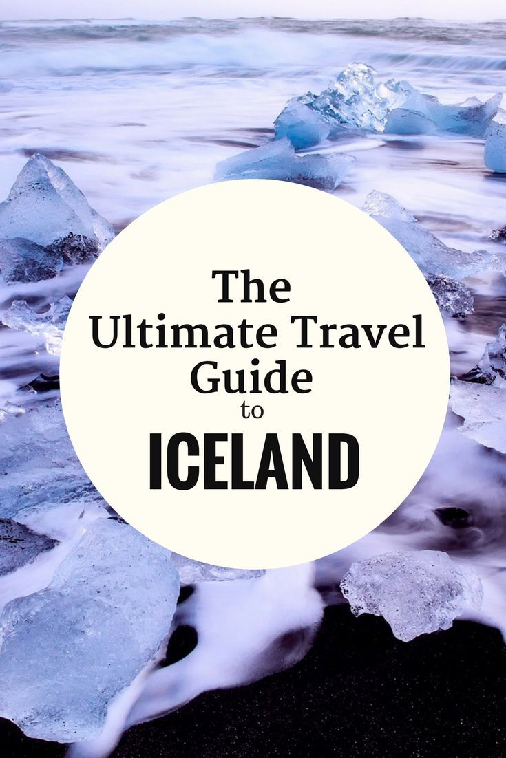 Ultimate Guide to Iceland - All you need to know in one destination guide #travel