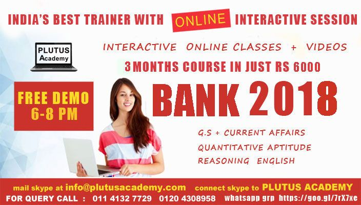 In IBPS Bank Po Examination, smartly organized questions are done and to beat the competition, You need to improve yourself by joining Top Bank Po Coaching Center in Delhi.