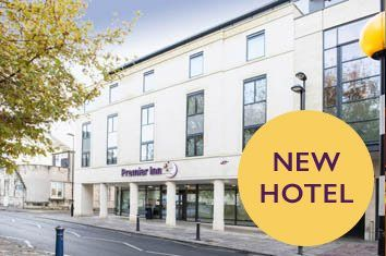 Bath Hotels | Book Hotels In Bath City Centre | Premier Inn