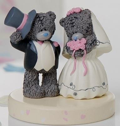 How To Make A Tatty Teddy Cake Topper