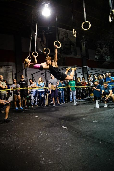How to Get Your First Muscle-Up -- Crossfit Invictus