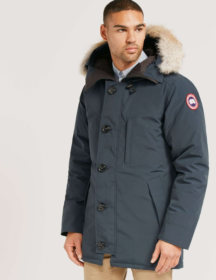 canada goose black or navy