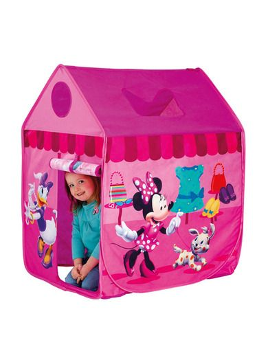 Minnie Mouse Bedroom Decor | Children's Rooms > Mickey & Minnie Mouse > Minnie Mouse Play Tent
