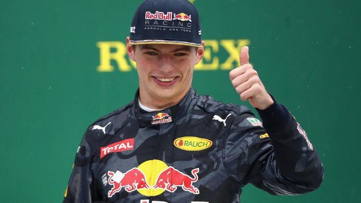 Wie Schumi und Senna | Verstappen ist der neue Regengott - Formel 1 - Bild.de