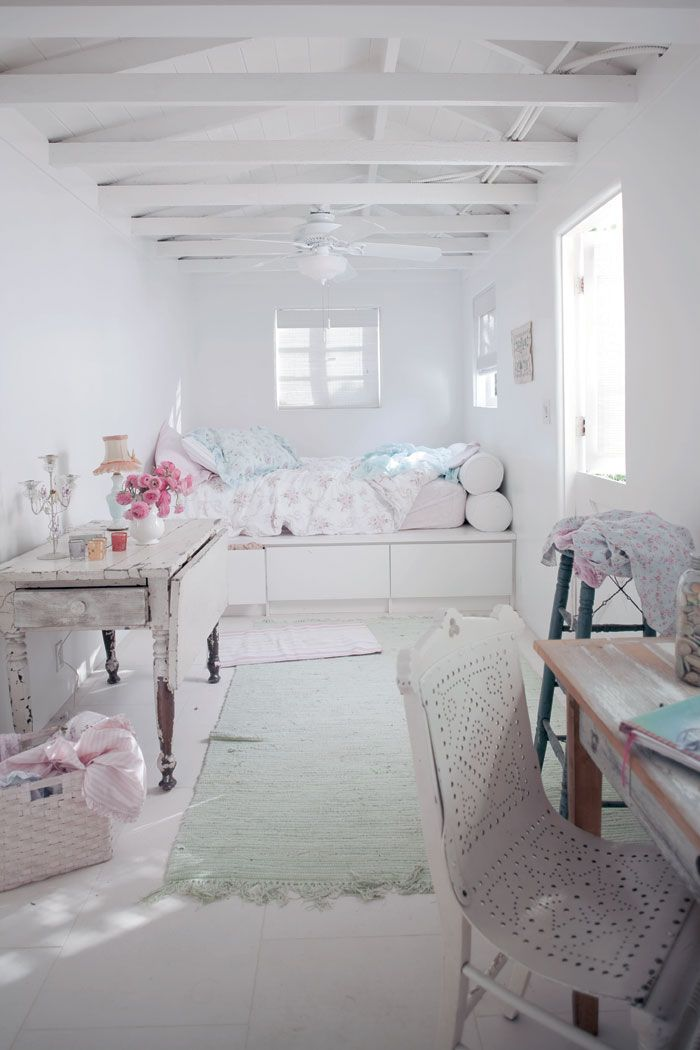 Ashwell S Shabby Chic Beach House