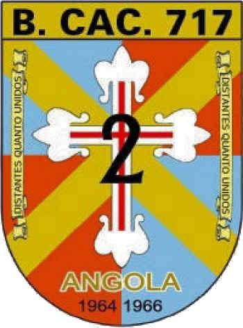 Batalhão de Caçadores 717 Santo António do Zaire 1964/1966 Angola