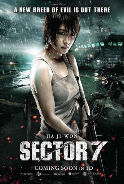 Sektör 7 indir - Sector 7   2011   BRRip XviD   Türkçe Dublaj   Tek Link indir