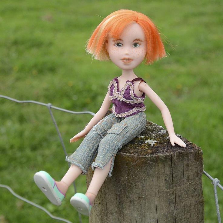 Lydia - Make-under Doll – Fluffymilk.com Ltd
