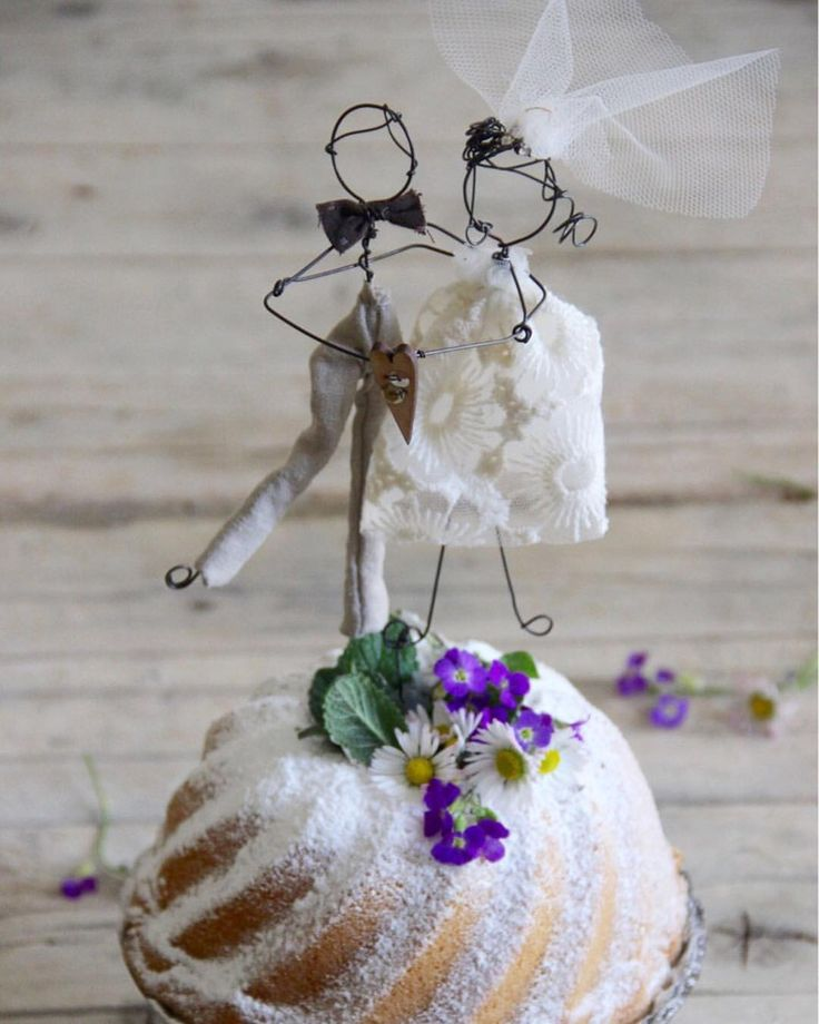 """""""Mi piace"""": 259, commenti: 9 - Daniela Corti•Wire & Textile (@filidipoesia) su Instagram: """"Right now these cutes are flying to the US for a faboulous shabby chic wedding 😊 Can't say how…"""""""