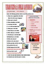 English worksheets by joebcn