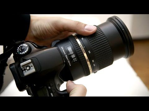 Tamron 24-70mm f/2.8 VC USD lens review with samples (APS-C and full-frame)